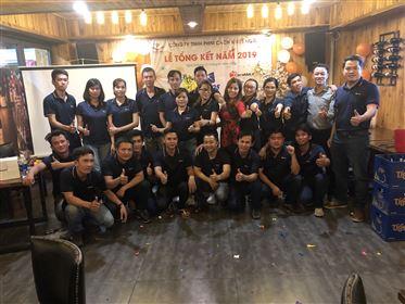 Tiệc Tất Niên 2019 Công ty TNHH Phim Cách Nhiệt Ngôi Sao