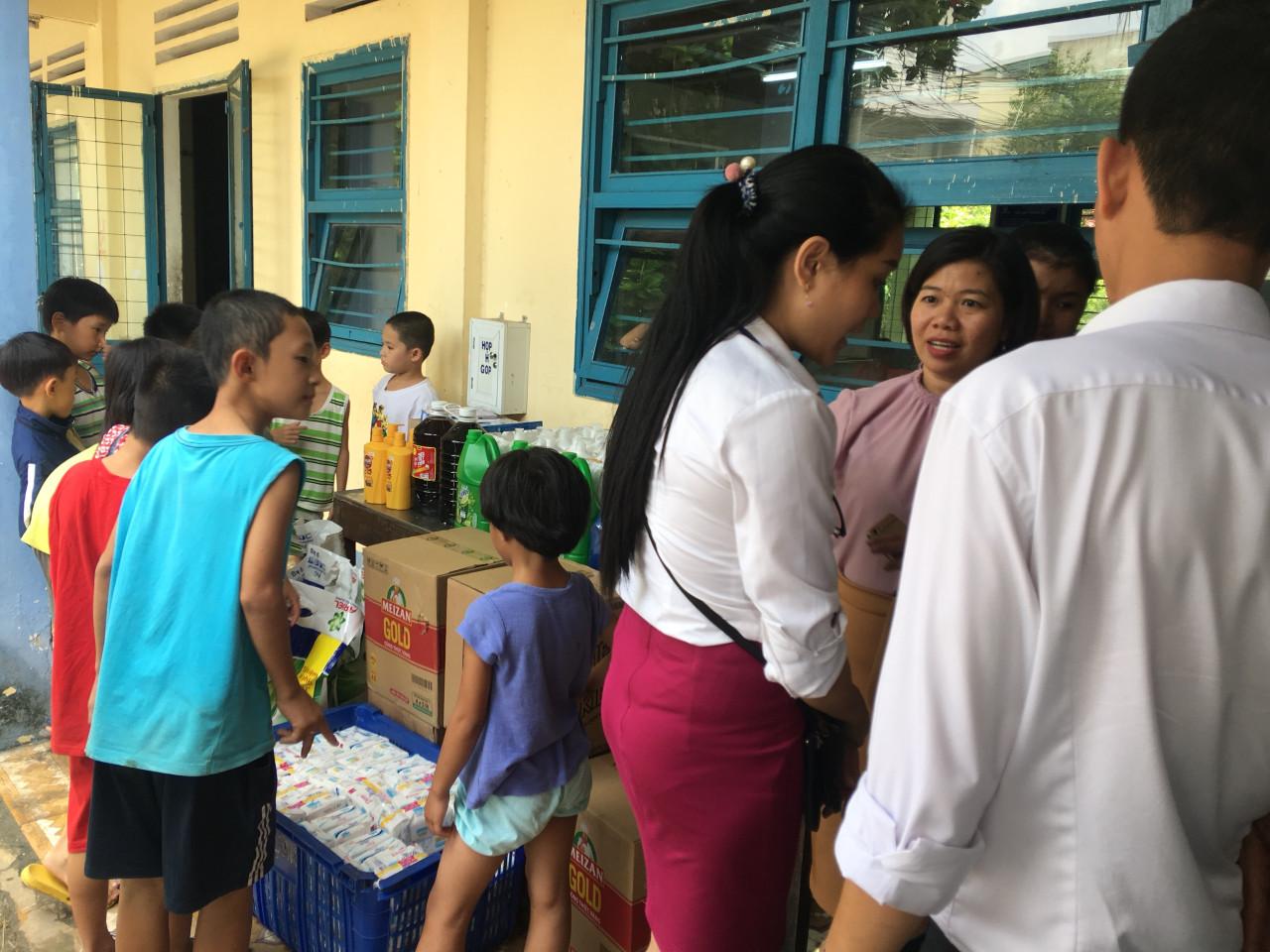 Công ty ngôi sao từ thiện tại đà nẵng